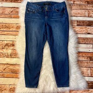 Torrid Premium Denim Jegging Jeans Size 16R